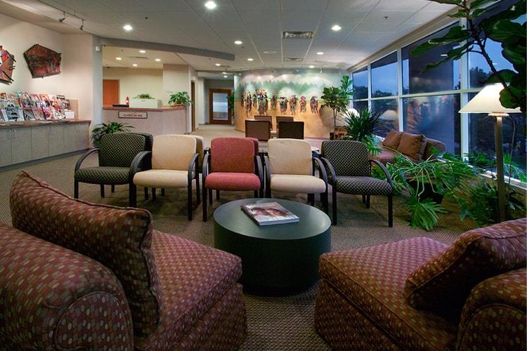Bluegrass Dermatology Lobby