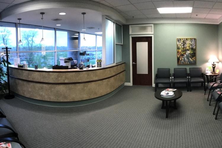 Bluegrass Dermatology New Suite 210 Lobby