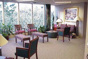 Bluegrass Dermatology Original Waiting Room